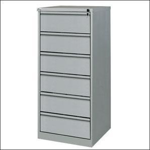 Шкаф картотечный КД-516(без перегородок)