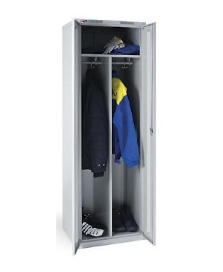 Металлические шкафы (гардеробные) для одежды. Компания «Safeburg»