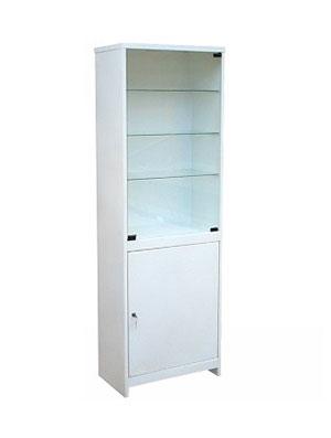 Металлический медицинский шкаф по доступной цене