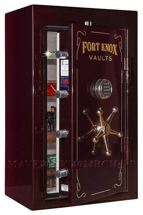 Сейф Fort Knox® Maverick 4024BCHgl P