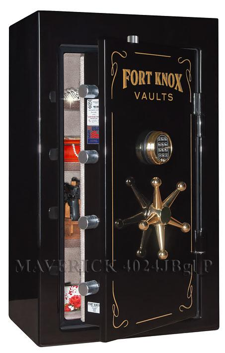 Сейф Fort Knox® Maverick 4024JBgl P